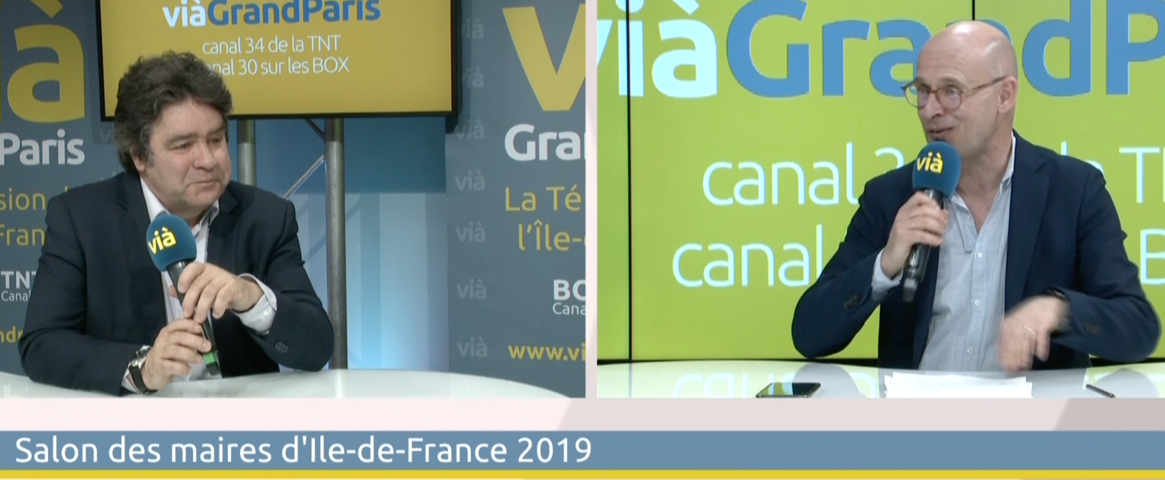 ViaGrandParisInterviewTransitionEnergetiqueBIOGAZSMIDF2019